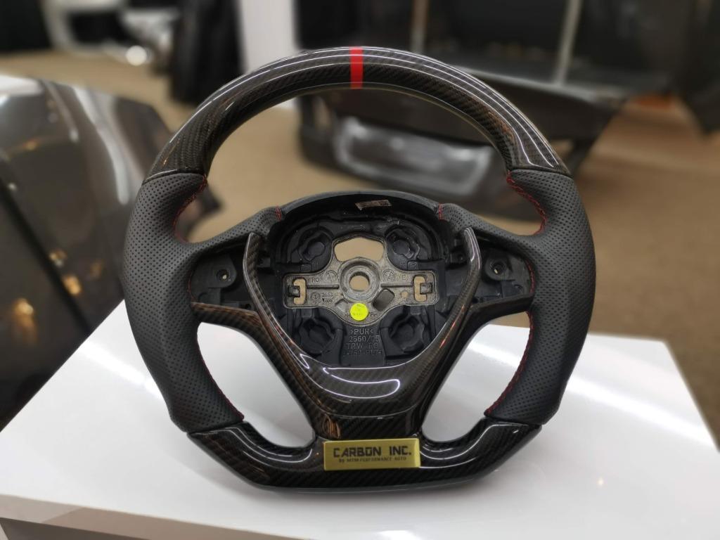 BMW F30 Carbon Fiber Steering Wheel