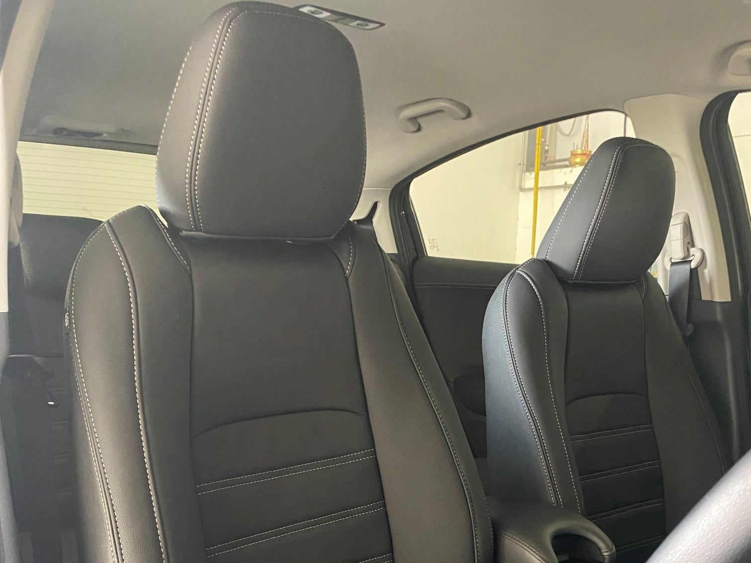 Japanese Car Leather Seat Upholstery