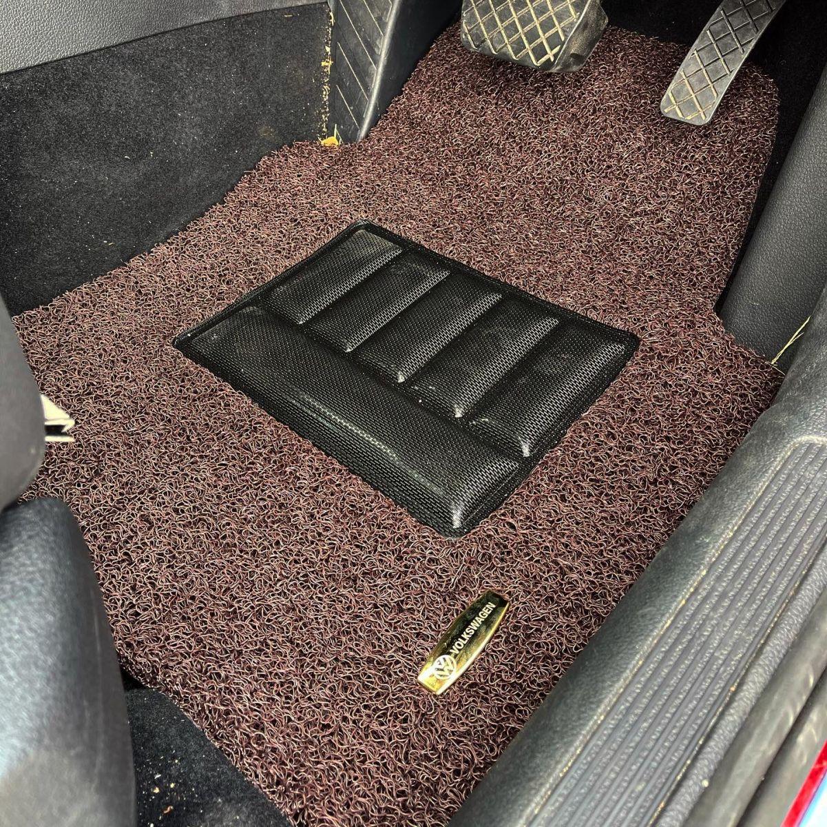 Customised 2019 Volkswagen Golf Car Mat