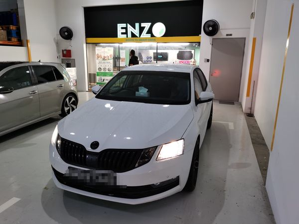 ENZO Skoda Octavia Premium Car Mat