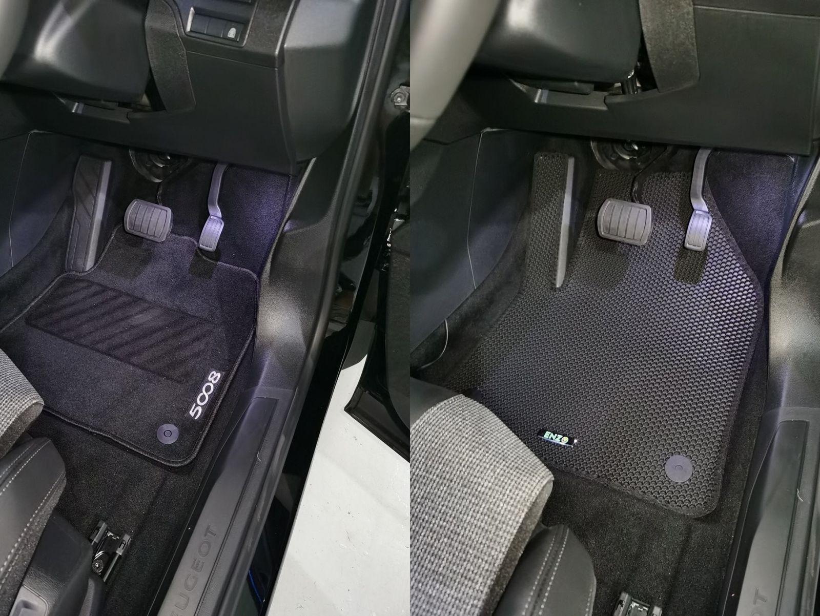 ENZO Peugeot 5008 Premium Car Mat