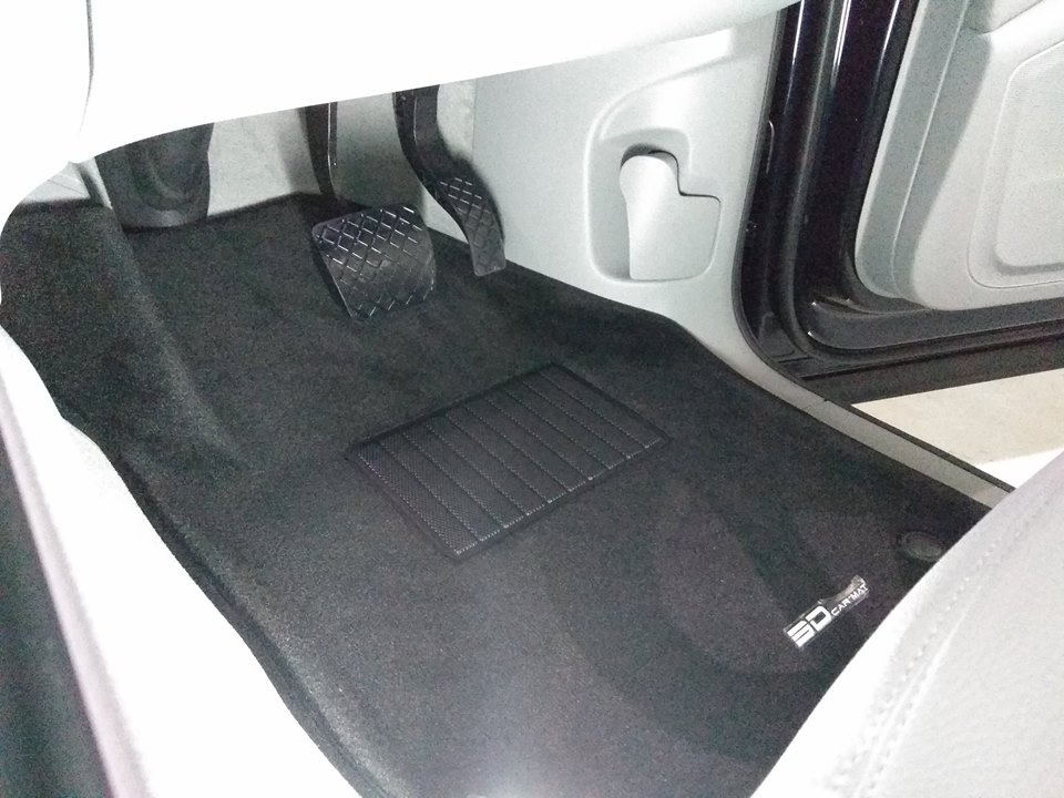Customised Audi Q5 & Q7 3D MAXpider Car Mat