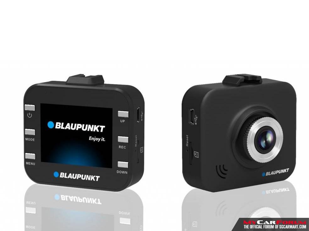 """Blaupunkt BP 2.0 Full HD 2"""" Display In-Car Camera"""