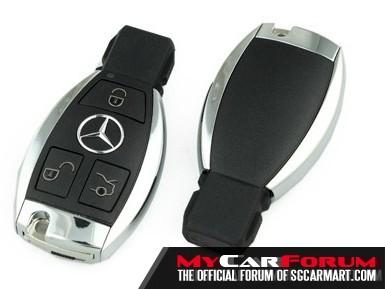 Mercedes-Benz Duplicate Car Remote Key