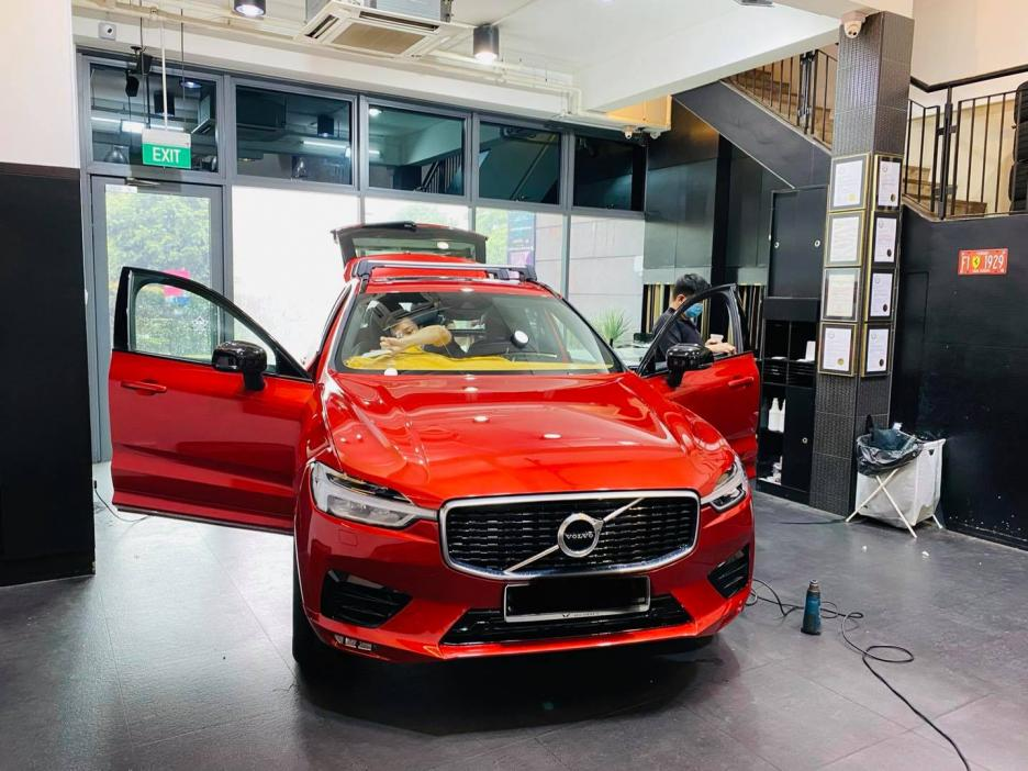 Infratint Solar Film Volvo Cars Package