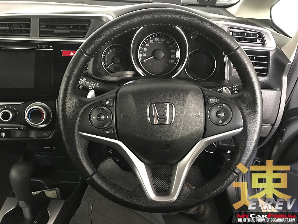 Honda Jazz GK Steering Wheel