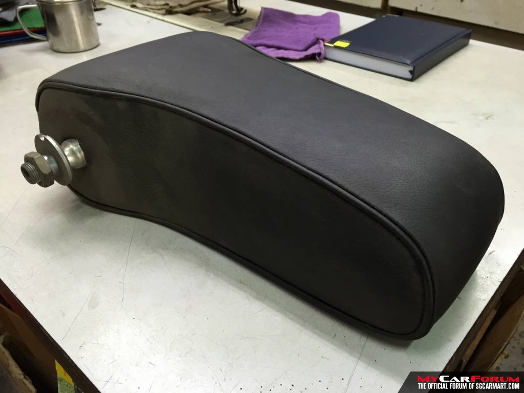 Console / Armrest Compartment Restore