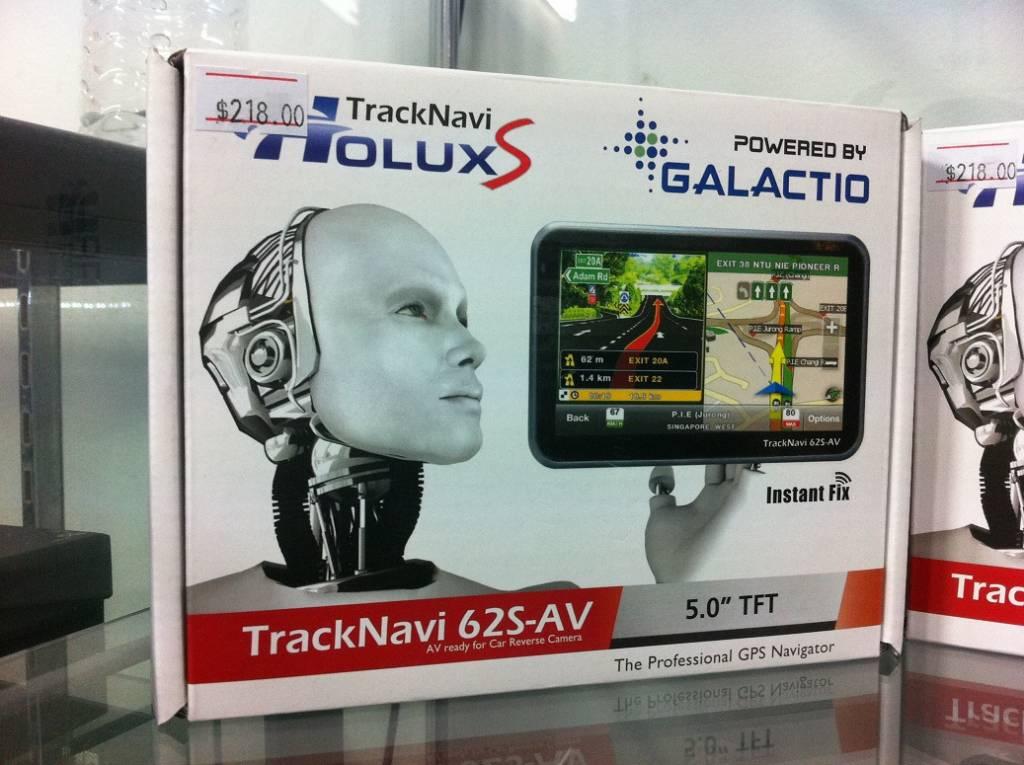TrackNavi 62S-AV 5
