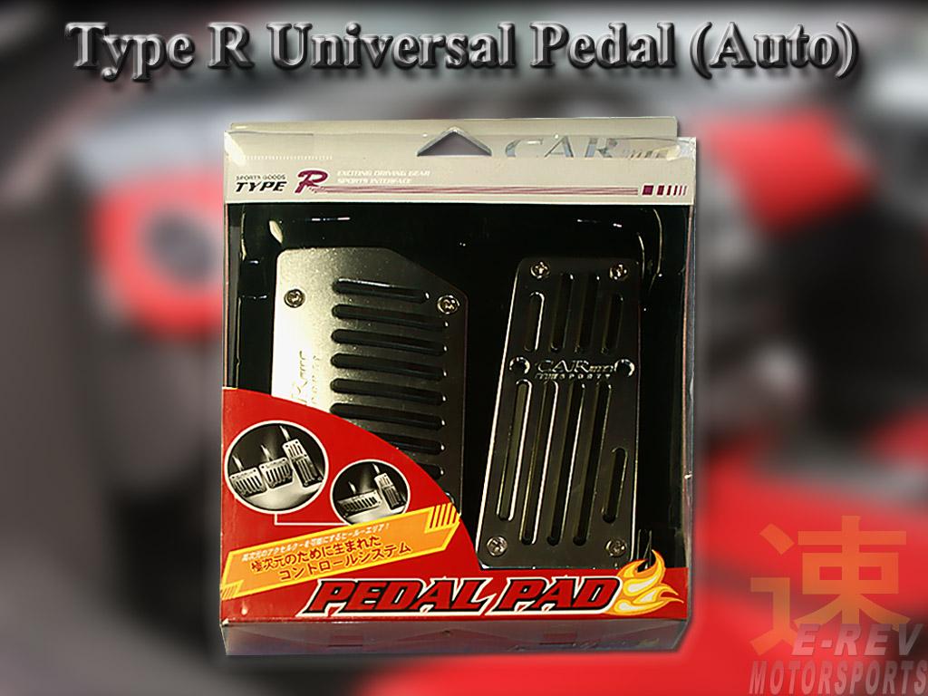Type R Auto Pedal Pad