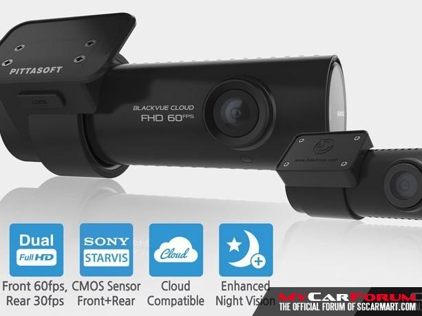 BlackVue DR750S-2CH Full HD Car Camera