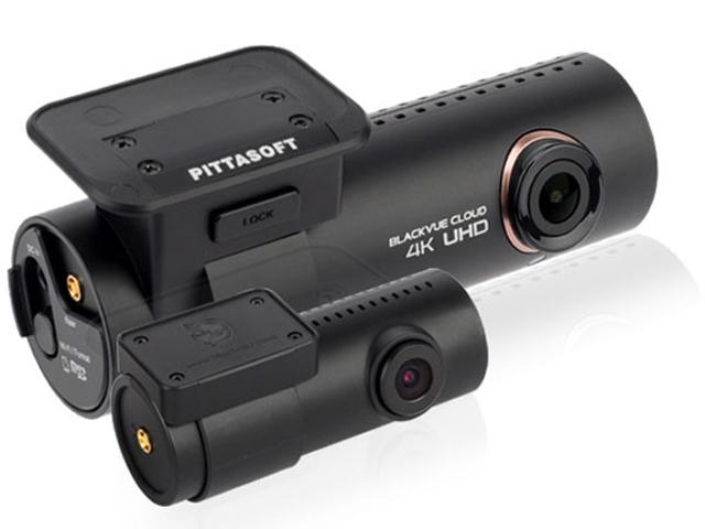 BlackVue DR900S, 2CH, 4K UHD + FULL HD, Car Camera