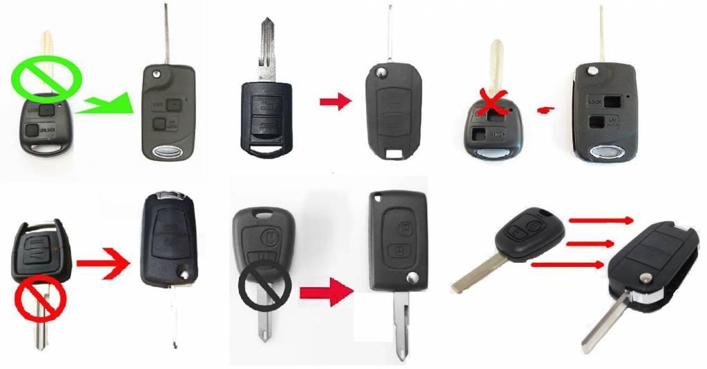 Flip Key Conversion