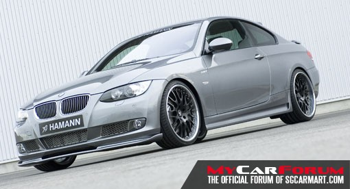 Customised BMW 3 Series Coupe (E92) 3D Royal MAXpider Car Mat
