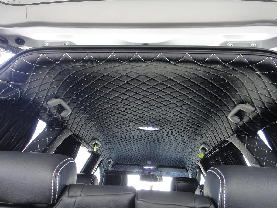 Sydney motor trimmers and auto upholstery repairs Car interior ceiling fabric repair