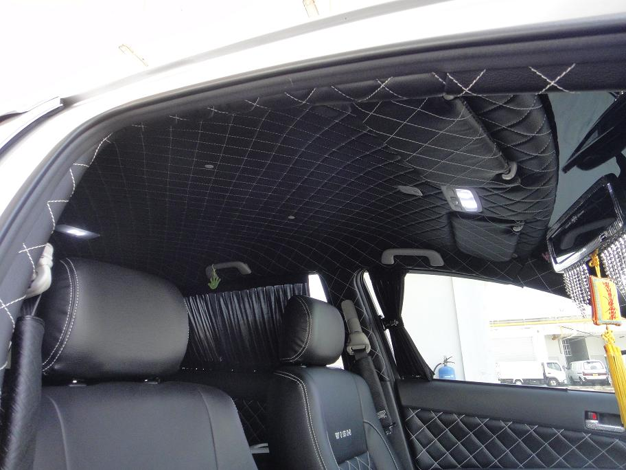 Interior Car Roof Liner Headliners Sunvisors Moonlighting