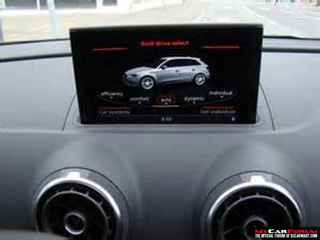 Audi A3 GPS With Car Reverse Camera