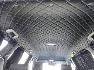 Interior roof lining pillar leather u for sale mcf marketplace for How to fix car interior roof