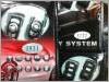 Car Alarm System With Brake Auto Lock & Hi-Jack Alert