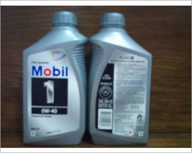 mobil 1 0w40 fully synthetic engine oil for sale mcf. Black Bedroom Furniture Sets. Home Design Ideas