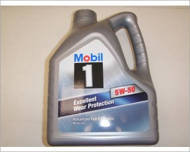 mobil 1 5w 50 engine oil for sale mcf marketplace. Black Bedroom Furniture Sets. Home Design Ideas