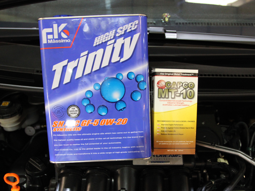 Protect Engine From Harsh Condition w/ FK Oil