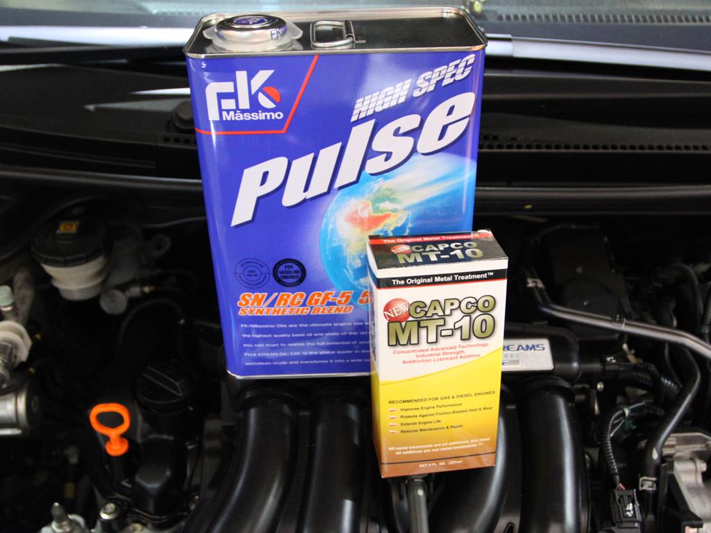 Excellent Lubrication FK 5W30 Engine Oil