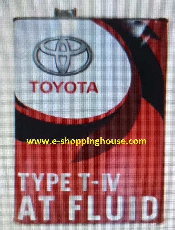 Toyota Type T-IV ATF Fluid