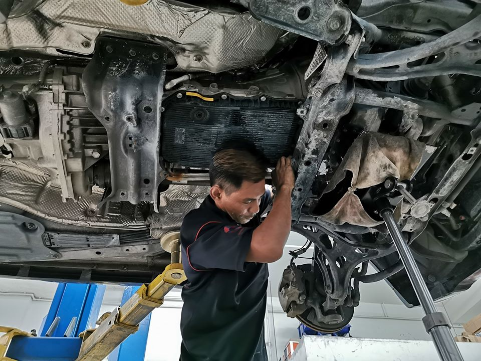 Gearbox / Transmission Repair & Overhaul Services (Japanese/Korean Car)