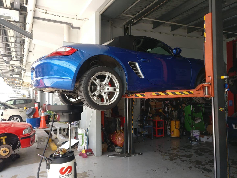 Porsche Car Timing Chain Maintenance & Repair Service