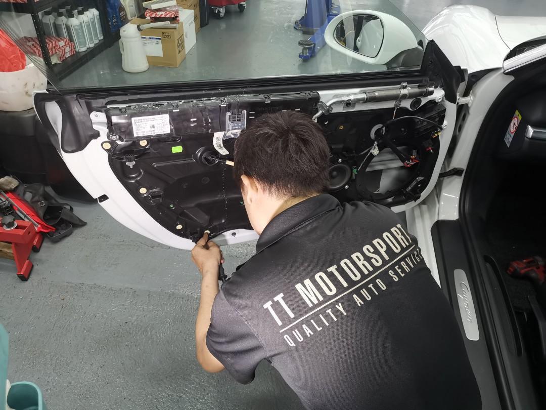 Car Lock System Repair