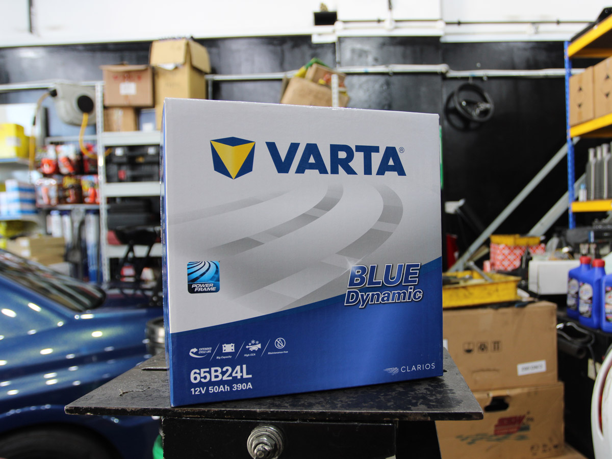 Varta Blue Dynamic 65B24L Car Battery