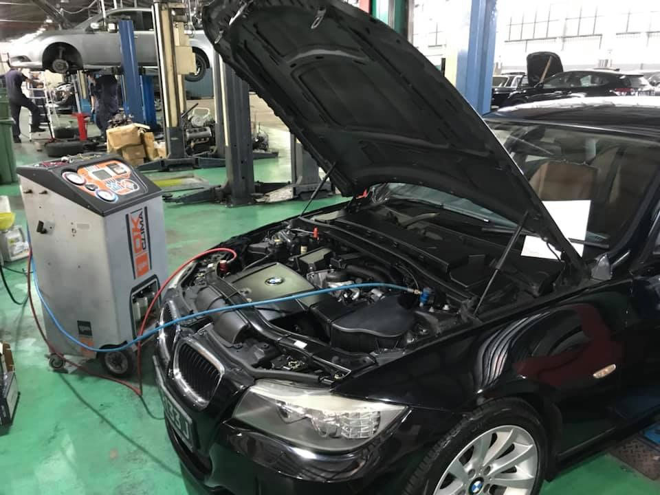 Vehicle Aircon Servicing Package
