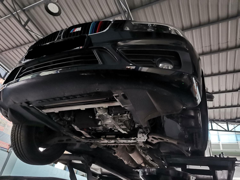 BMW Transmission Fluid Leak Repair Service