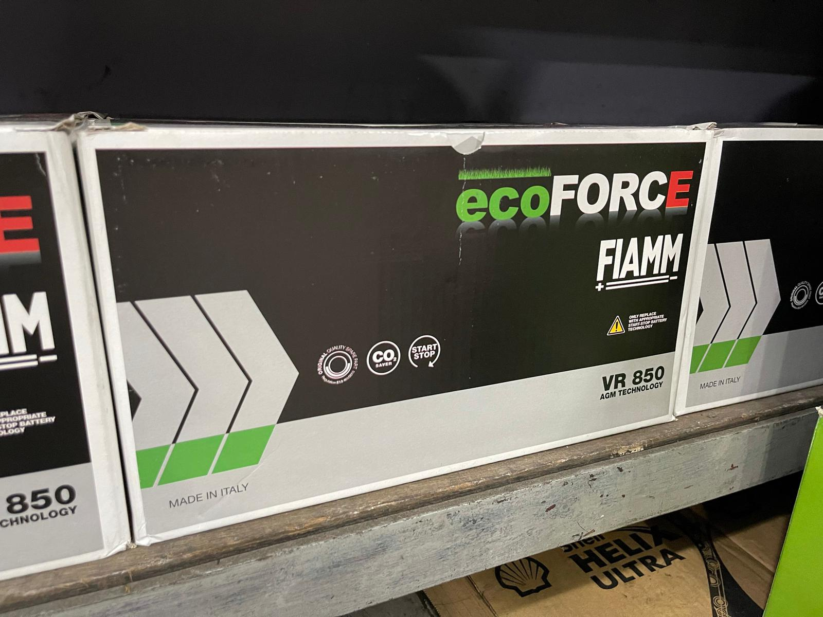 Fiamm Ecoforce AGM Car Battery