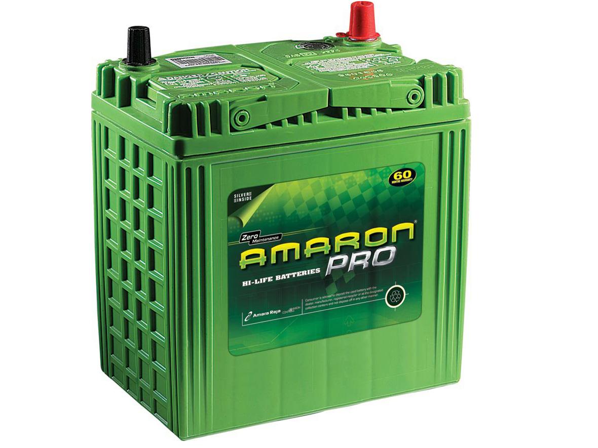 Amaron 42B20L 35Ah Battery