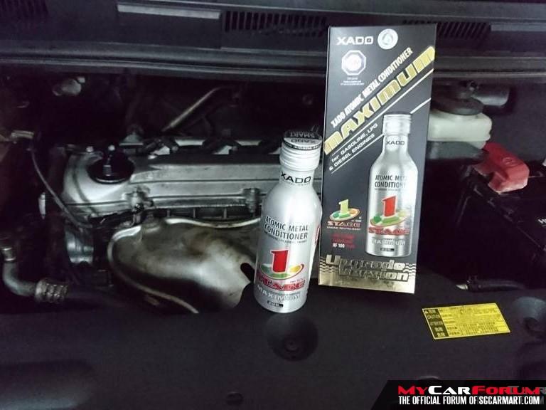XADO Atomic Metal Conditioner (AMC) Maximum Protective Fluid