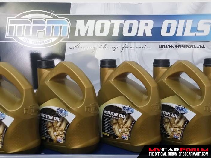 MPM Fully Synthetic Engine Oil Servicing