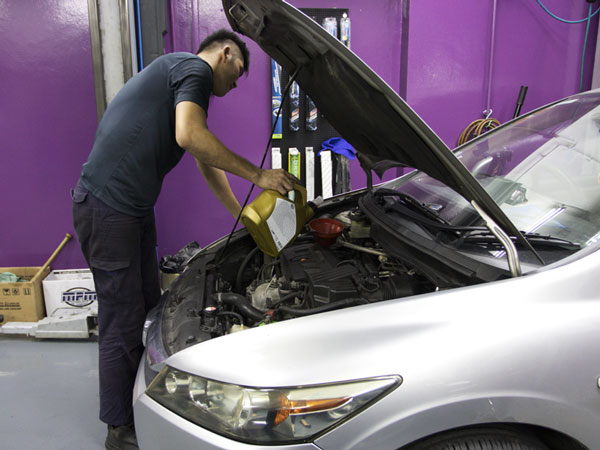 Vehicle Service Package Promotions @ $108!