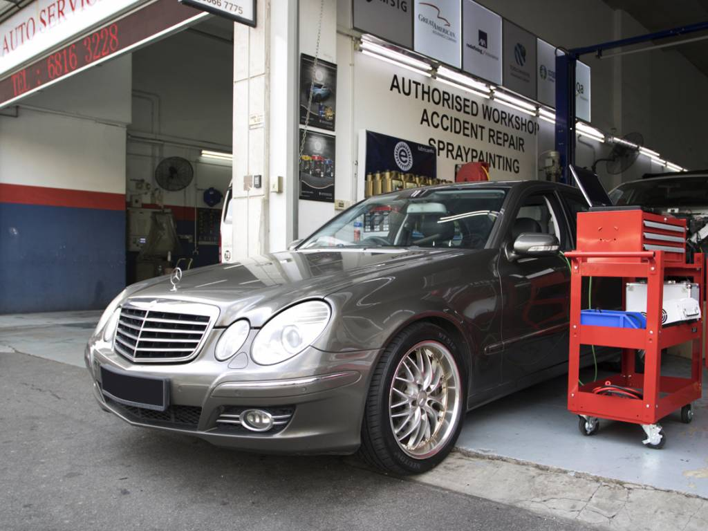 Mercedes-Benz Xentry Diagnosis & Online-Offline Programming Service