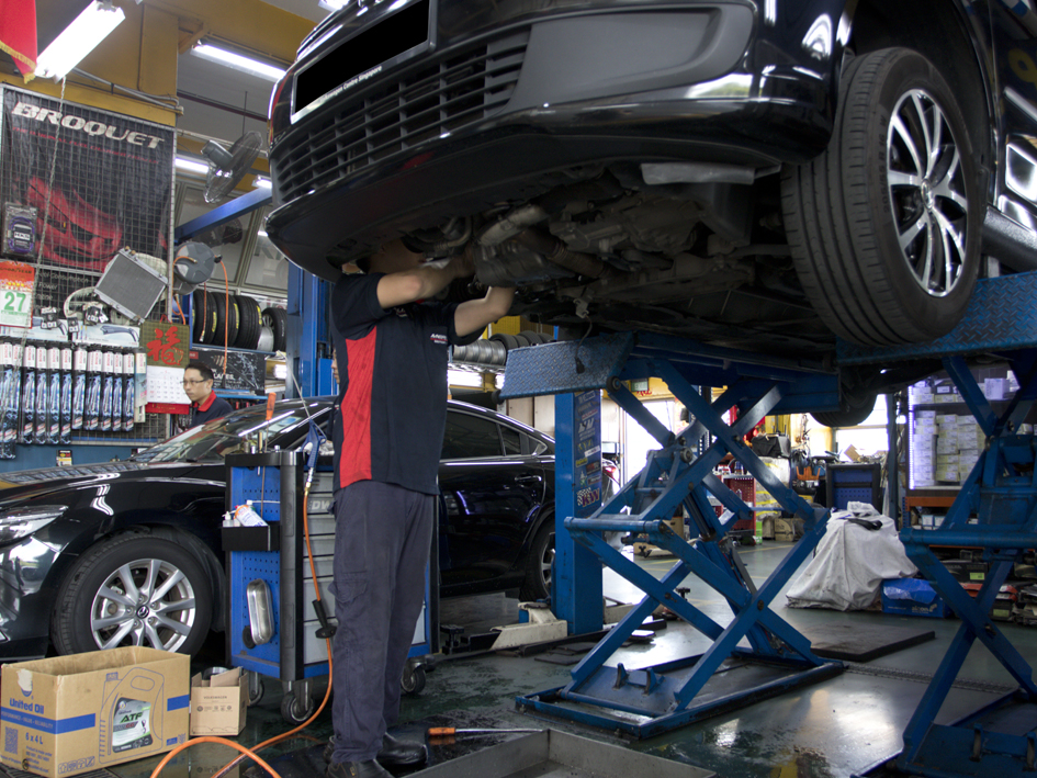 Have Your Car Inspected With Us!