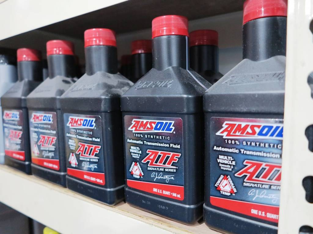 Amsoil Synthetic Multi-Vehicle Signature Series Automatic Transmission Fluid