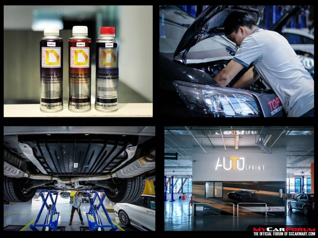 Ducatus 3-In-1 Engine Treatment Package