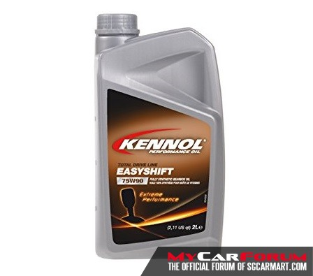 Kennol Easyshift 75W90 Car Transmission Fluid (1L)
