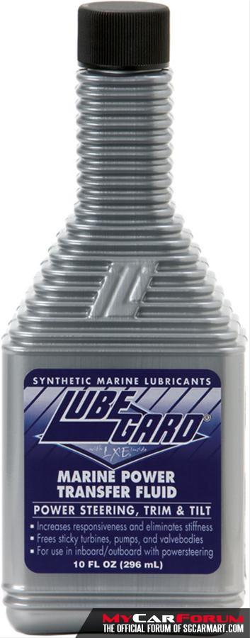 Lubegard Marine Power Transfer Fluid