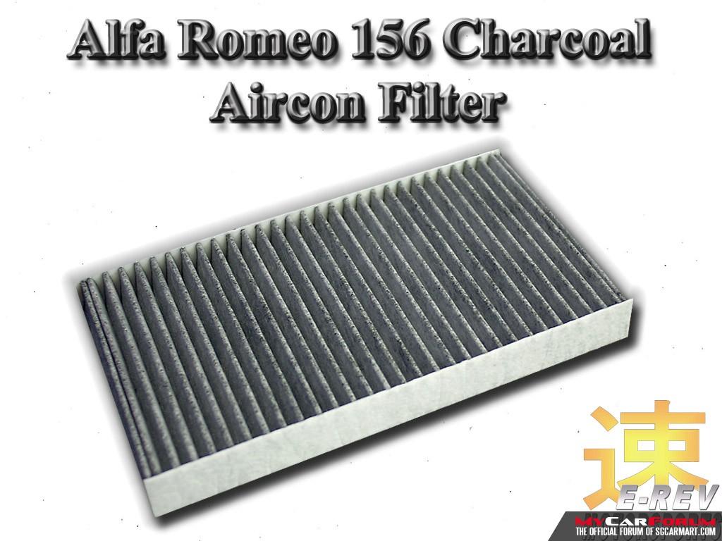 Alfa Romeo 156 Aircon Filter