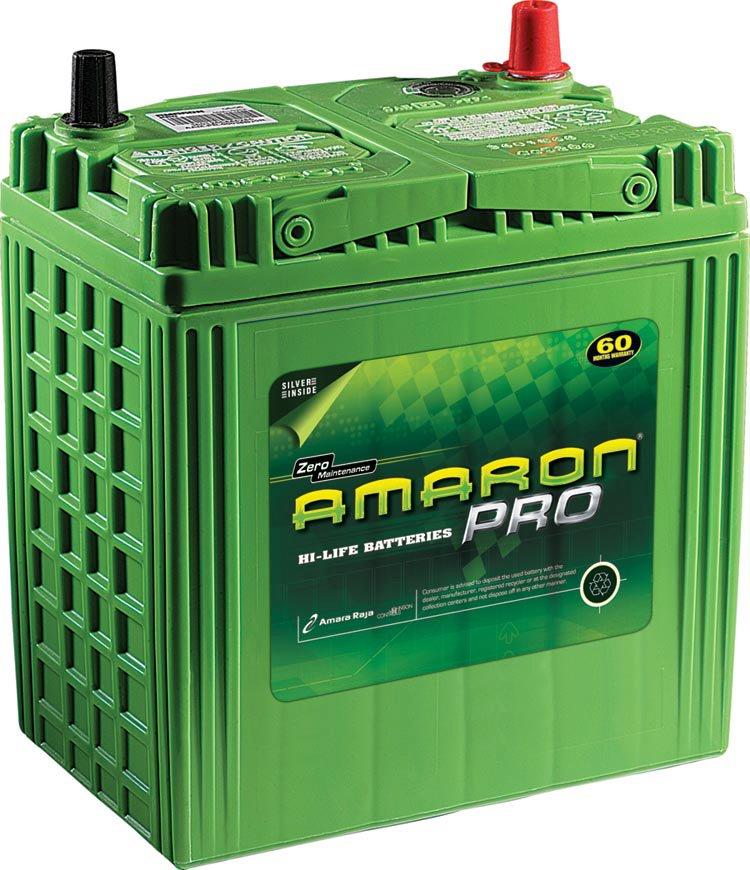 Amaron 55B24L 45Ah Battery