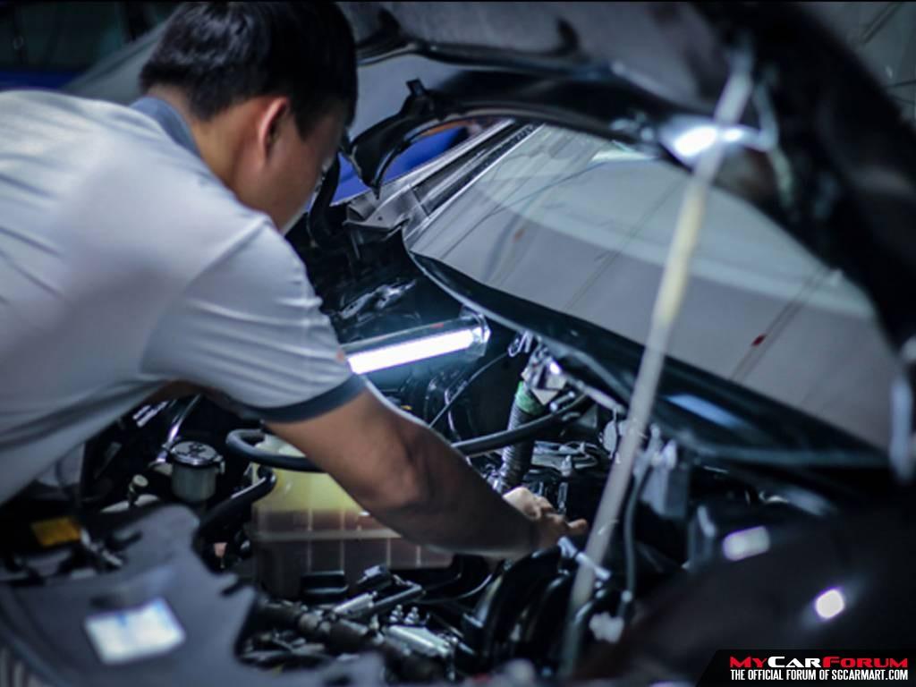 Total Quartz 5W30 Vehicle Servicing (Asian Cars)