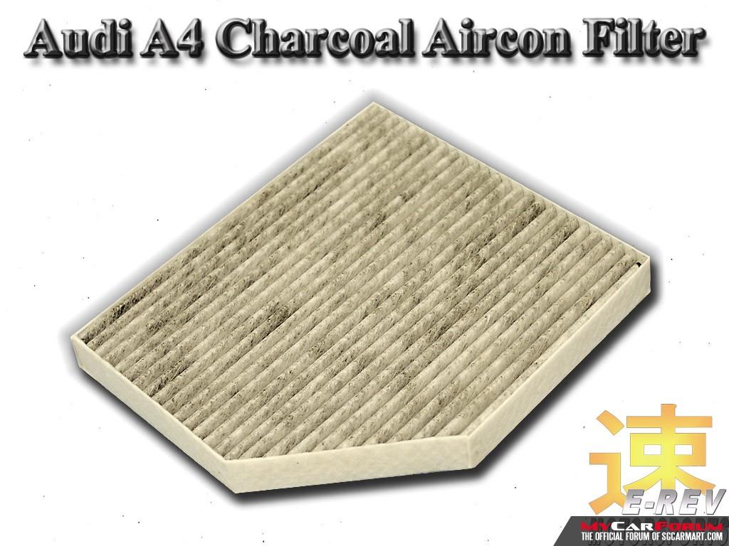 Audi A4 B8 Aircon Filter