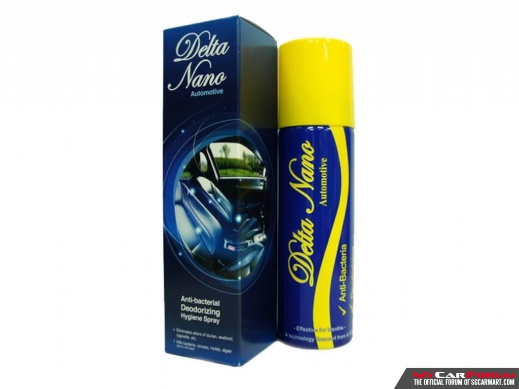 Car Aircon Detoxification