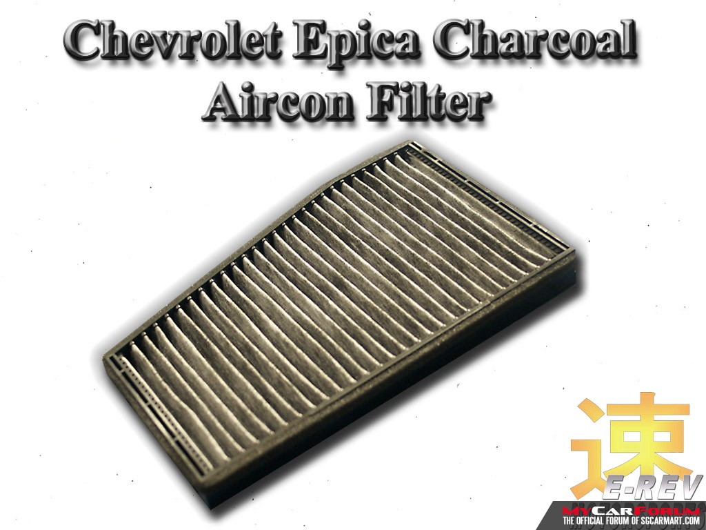 Chevrolet Epica Charcoal Aircon Filter